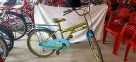 Sold old cycle