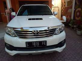 Toyota Fortuner VNT TRD 2012