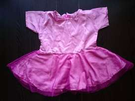 Dress tutu babygirl 6 bulan lucu bagus baju bayi cewek imut cantik