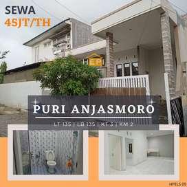 Disewakan Rumah Bagus Puri Anjasmoro Semarang Barat Dekat Bandara