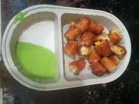 30 ₹ to start All tayep snacks