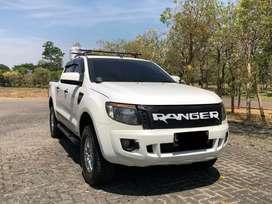 ford ranger 2012 XLS 4x4 manual
