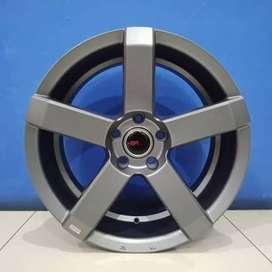 Velg Mobil HSR Whee Ring 18 Tipe STEVE Hole 5X114,3 SMG