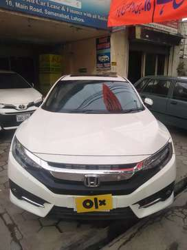 Honda Civic Vti Oriel prosmatec UG 1.8 2020 Bank Leased