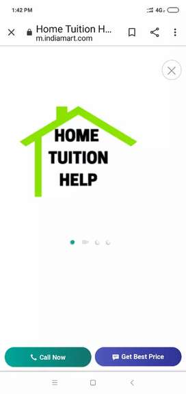 Special Home tuition