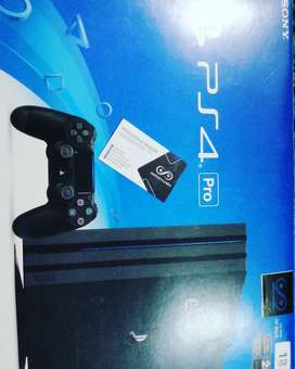 Ps4 pro 1tb used for sale, location lahore.