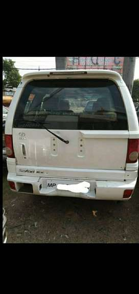 Tata Safari EX 4x2, 2012, Diesel