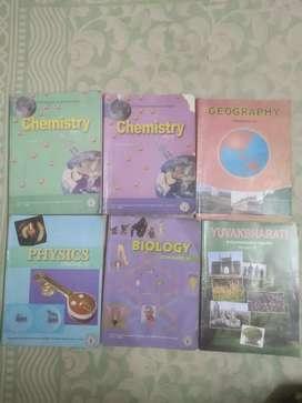 12th HSC PCB Textbook Set
