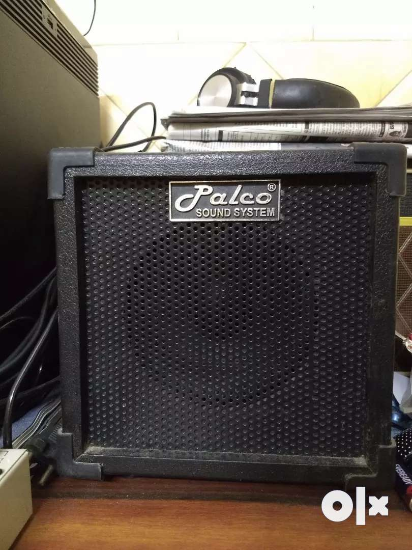 Amplifier for Keyboard Guitar Mic 0