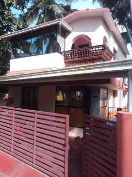 4BHK House at chakkalamukku, Sreekariyam in 6 cents of land.