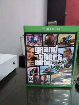 GTA 5 ( XBOX One) Scratchless