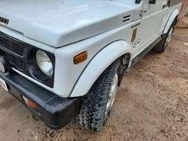 Maruti Suzuki Gypsy 2000 LPG n petrol Good Condition