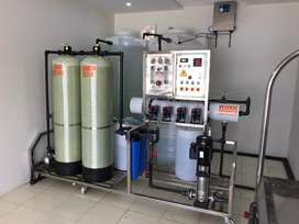 Reverse Osmosis Mineral Water Plant 6000 GPD