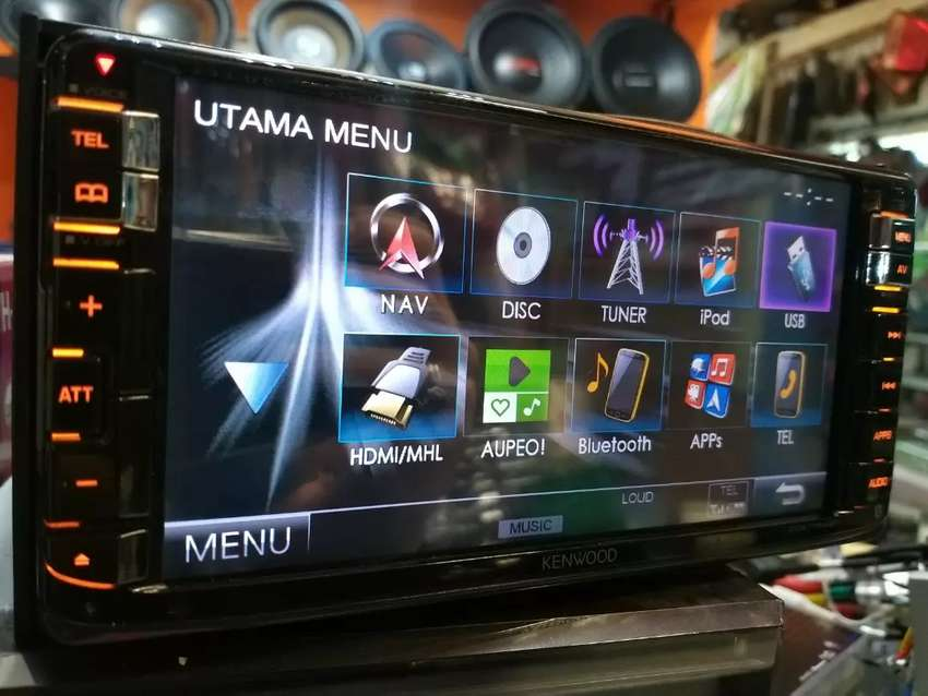 Head unit KENWOOD DDX-715WBT HDMI series 7  [ mulus ] 0