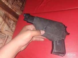 Lighter pistol