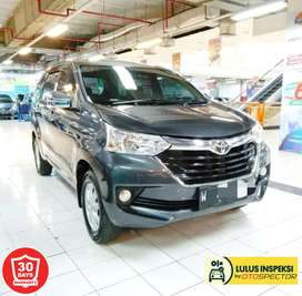 [Lulus Inspeksi]  Toyota Avanza G 2017 manual istimewa dp 17 juta