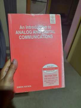Analog and Digital communication - Simon Haykin