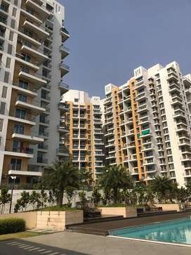 In gatted society,Tata Capital Heights 2.5bhk flat at medicle square