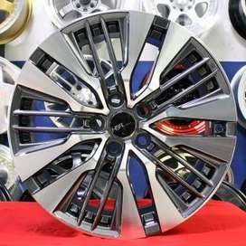 velg hsr wheel ring 18 inc bis autk mobil vellfire,alphard,innova