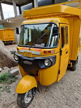 needed driver for bajaj maxima goods delivery outlet to outlet
