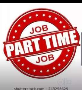 Can work full or part time & earn monthly income