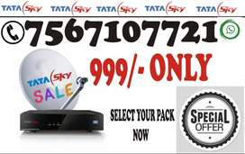 TATASKY DTH 50% DISCOUNT NAVRATRI SPECIAL DHAMAKA