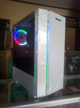 pc core i5 3470/ram 8gb/ssd 128gb/hdd 500gb new garansi 1tahun