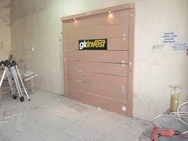 Backdrop Dinding Kantor Mudah Pasang Sendiri