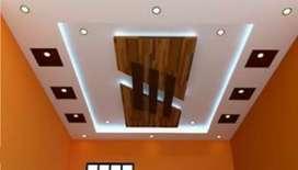 Designer false ceiling starting at 45/- sqft