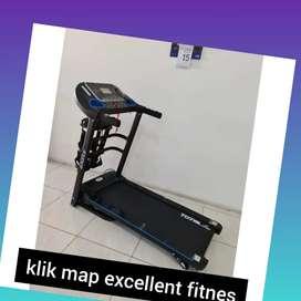 jual treadmill elektrik total TL-619 R-33 treadmil electric