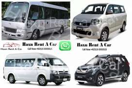 Car Rental Services Toyota Coaster in Islamabad Rent A Car Rawalpindi