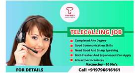 We are hiring tele caller