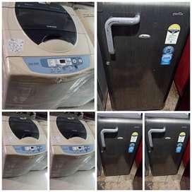[6500/warrnty 5 year] washing machine/fridge/Ac delivery