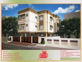 Elegant Apartment for Sale in Velachery(Price Negotiable)