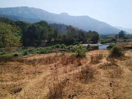 Riverview 27 gunthe farmland for sale at village Chochi, Karjat..