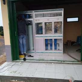 Pemasangan depot air minum isi ulang Jaksel dan sekitarnya