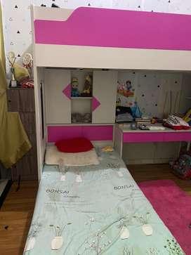 Jual Tempat Tidur anak 2 lantai