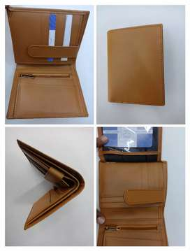 Genuine Leather Wallet Available in bulk quantity