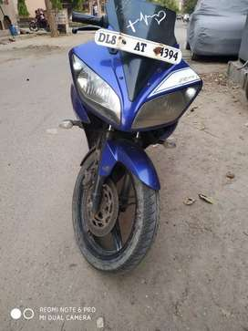 Good condition r15 of blue color