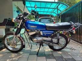 Yamaha rx100 excellent condition next test 2025
