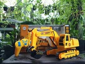 RC Digger Excavator Backhoe Truck Bego