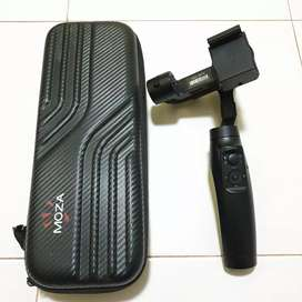Smart phone gimbal stabilizer moza mini mi ( no dji osmo mobile )