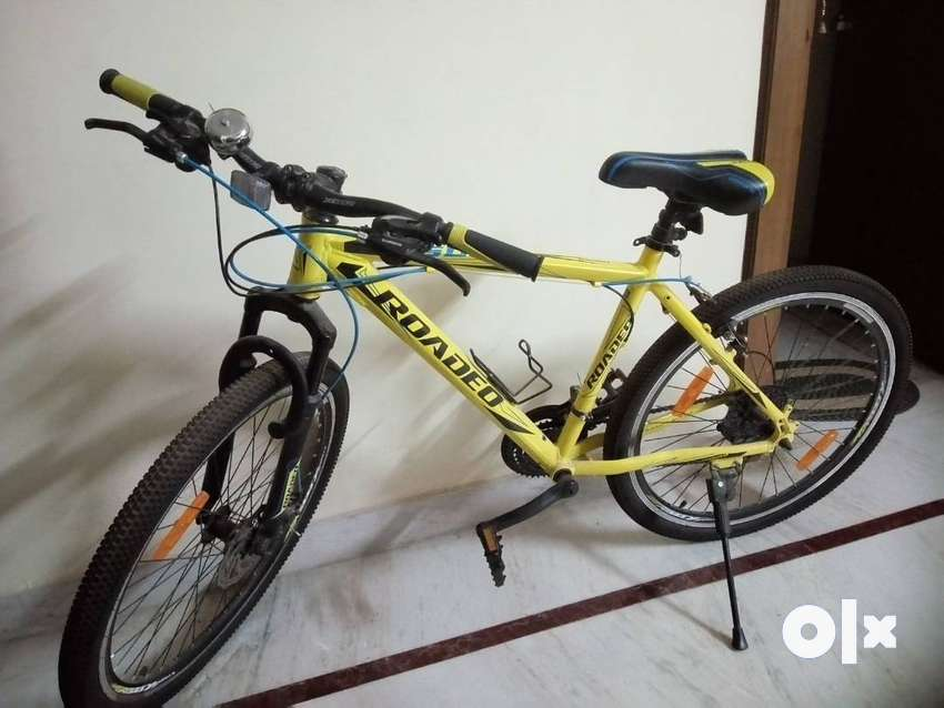 Brand new bicycle roadeo brand 21 gears 0
