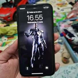 Iphone xr 64 resmi indonesia black