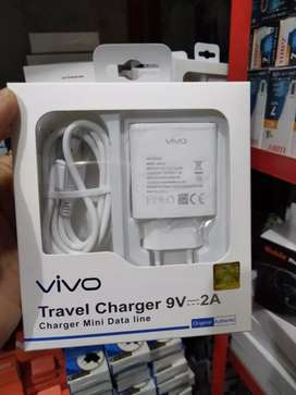 tc carjer charger vivo ori V11 usb micro/mikro carjer 2A (sinar kita)