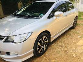 Honda Civic Reborn 2010 Fully loaded automatic fully Genuine