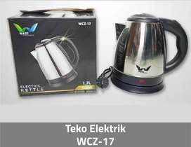 Teko Listrik stainless Steel