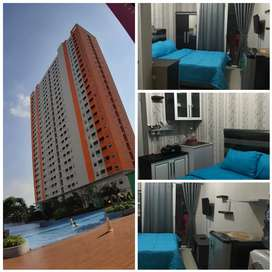 Apartemen disewakan 3 Bulan - Studio Jakarta Pusat | Green Pramuka