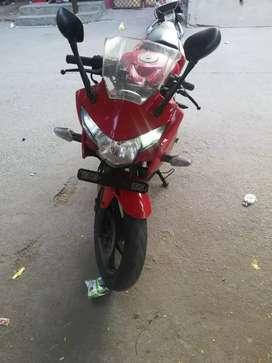 CBR 250 cc neat condition