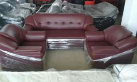 Brand New Cushion Sofa Set For Sale [3+1+1]